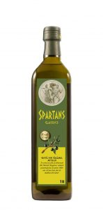Spartans Extra Virgin olive oil Fresh Crop 500ml/750ml/1L